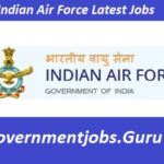 2021 Latest Indian Air Force Recruitment - Career Indian Air Force