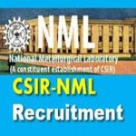CSIR-NML Recruitment 2021 Apply Online for 61 Project Associate Project Assistant Various Jobs Vacancy