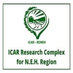 ICAR NEH Region Recruitment 2021 Apply for ICAR Research Complex for NEH Region Jobs Vacancy