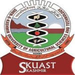 SKUAST Recruitment 2021 Apply for Sher-e-Kashmir University of Agricultural Sciences and Technology Jobs Vacancy