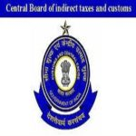 CBIC Recruitment 2021 Apply for Central Board of Indirect Taxes & Customs Jobs Vacancy